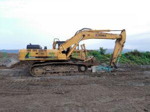 Escavatore del cingolo del peso di funzionamento della Cina 36t con il macchinario del motore di Isuzu