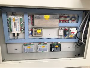 El CO2 40W/60W El equipo de corte y grabado láser (500*300mm)