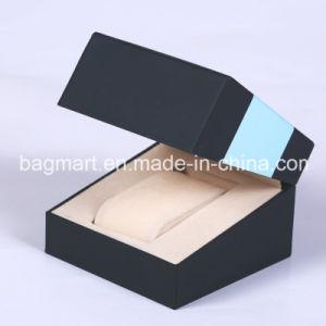 Impresión a color, Logotipo personalizado, de forma redonda de caja de regalo/Ver Box
