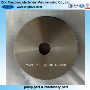 Ventola della pompa dell'acciaio inossidabile del pezzo fuso di investimento/acciaio al carbonio con lavorare