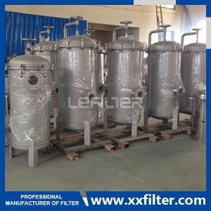 Edelstahl-Kassetten-Filtergehäuse-Filter-Behälter für Wasserbehandlung