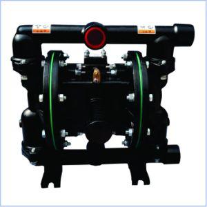 1개의  큰 교류, 금속 공기에 의하여 운영하는 (강화된) 두 배 격막 펌프