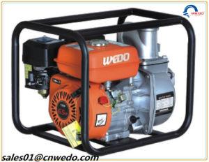 Calientes! Wp30agricultura Portable 5.5HP Motor de gasolina bomba de agua