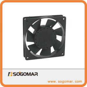 Ventilador de flujo axial de 120x120x25mm 220-240 V 2-Leadwire para refrigeración