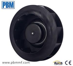 250 milímetros Ec Ventilador Centrífugo - DC Input