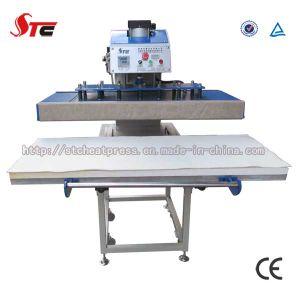 세륨 Approved 50X120cm Single Station Heat Press Machine