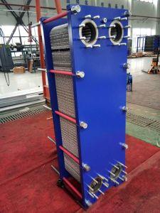 증발기 냉장고 콘덴서 히이터 냉각기를 위한 격판덮개 열교환기