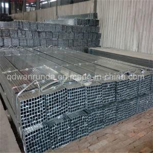 20X20mm galvanizou a tubulação de aço para fazer a mobília