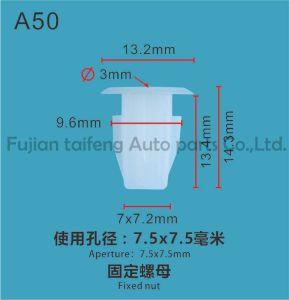 Selbstclips und Plastikbefestigungsteil-/Verschluss-Klipp-Befestigungsteile für Alfa Romeo 156