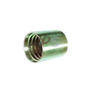 O--Materiale idraulico metrico del acciaio al carbonio dell'accoppiamento di tubo flessibile di Femame dell'anello (H772)