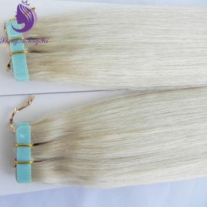 Remy humanos brasileiros a extensão de cabelo de fita