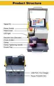 S-E9 Máquina de corte clave computarizado