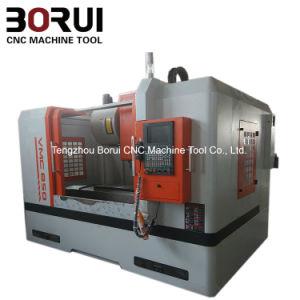 Macchina automatica Vmc850 di CNC Vmc del regolatore del Mitsubishi del commutatore dello strumento