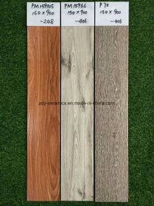 中国の建築材料の自然な木の一見の床タイル