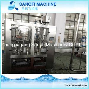 De automatische Lijn van het Flessenvullen van het Drinkwater voor Mineraalwater