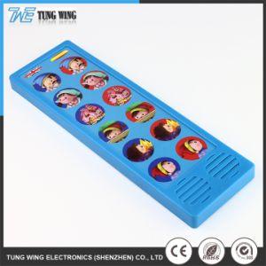 De plastic Module van de Stem van de Correcte Opname van de Muziek van het Stuk speelgoed van Kinderen Onderwijs