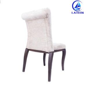 Hotel 홀 (Lt D0270를 위한 판매 Metal Imitated Wood Chair Furniture