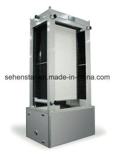 産業水スリラーの半分の程度の版の熱交換器の落下フィルムのコンデンサー