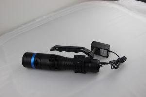 De mano 6 Disponible longitudes de onda de luz LED de Investigación de la escena del crimen