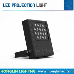 De LEIDENE Openlucht Lichte LEIDENE 18*2W van de Vloer Lamp van de Projector