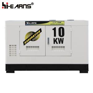 gruppo elettrogeno diesel di potere silenzioso 10kw-1000kw (GF2-10KW)