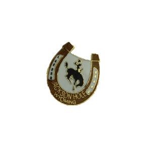 Distintivi di Pin del risvolto del regalo di promozione con il marchio su ordinazione