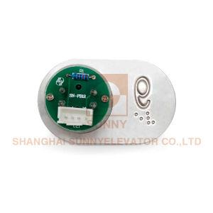 Höhenruder-Druckknopf für Otis (SN-PB119)