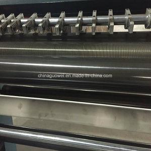 Wfq-F rebobinadora cortadora longitudinal de control PLC para la película de plástico con 200 m/min.