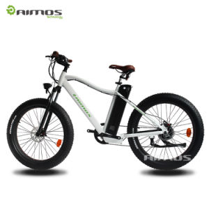 Manera 26 de China '' 7 velocidades no plegables la bicicleta de la bici E