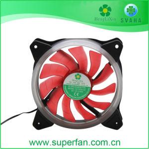 Ventilatore rosso di verde blu del ventilatore di CC dell'UL 120mm 12V 24V LED