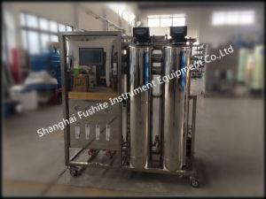 Große Salz-/Underground-umgekehrte Osmose-Wasser-Reinigung-Maschinen-Salzwasser-Eis-Maschinen-Dialyseumgekehrte Osmose