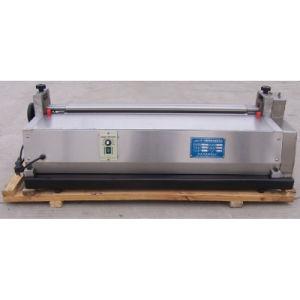 El encolado del papel de alta velocidad Gluer Máquina (JS-1000)