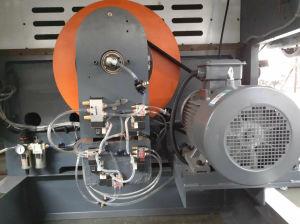 Автоматическая планшет Die-Cutting машины для системной платы из гофрированного картона с передней кромки транспортера