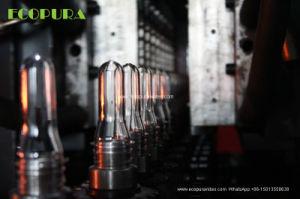 Botella de Pet 5L automática máquina de moldeo de botella