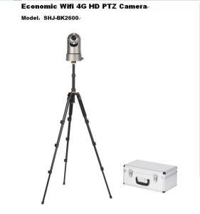 Económica Exterior WiFi 4G HD cámara PTZ IP