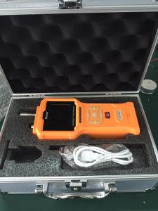 アラームが付いている前の携帯用小型可燃性ガスの探知器(前)