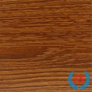 Зерно из дуба декоративная меламина бумаги для мебели (8607)