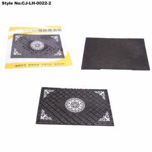 Классическая силиконовые накладки автомобиля Установите противоскользящие, Элегантные декоративные шаблон коврик
