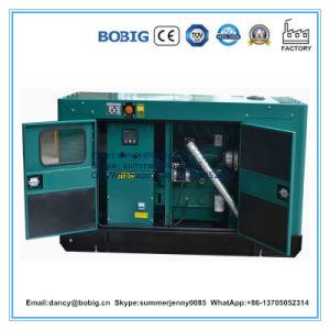 80kw 100kVA Diesel à faible bruit Electirc Groupe électrogène