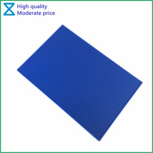 De heet-verkoopt Milieuvriendelijke Mat Van uitstekende kwaliteit van de Staaf PVC/Rubber/Silicone voor Hotel/Staaf