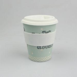خزن [تا كب] [شنس] جديات قابل للاستعمال تكرارا خيزرانيّ ليف فنجان