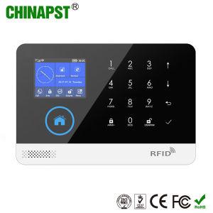 GSM GPRS van WiFi het Alarm van de Veiligheid met IP Facultatieve Camera (pst-WG103)