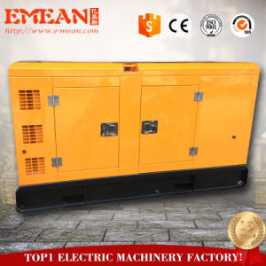 La puissance économique AC 1/3phases 72.5Cannopy 58kw kVA Groupe électrogène Générateur Diesel silencieux