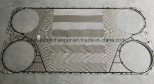 Nt500T 316L en acier inoxydable de la plaque de l'échangeur de chaleur