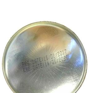Vernice di gomma blu-chiaro capa 400ml di Aeropak con RoHS per il corpo di automobile