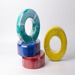collegare isolato PVC/XLPE piano del cavo elettrico del conduttore di 450V/750V 300/500V della flessione di rame del collegare