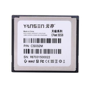 Kingspec встраиваемых систем для изготовителей оборудования 32ГБ флэш-памяти SSD Cfast