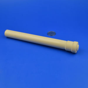 高温圧力抵抗のジルコニアの陶磁器の水ポンプ陶磁器シャフト