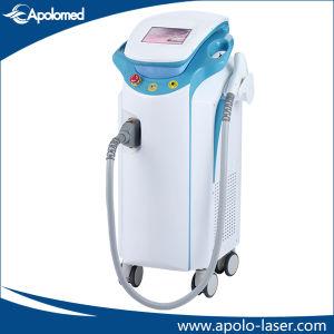 Macchina di bellezza del laser Triplewave 808nm 755nm 1064nm del diodo di ringiovanimento della pelle di rimozione dei capelli