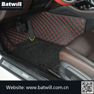 5D 7D de Mat van de Auto van de Rol van pvc voor BMW 5 Reeksen
